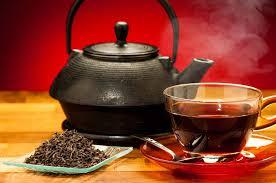 Melnās tējas