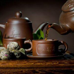 Ķīnas tējas